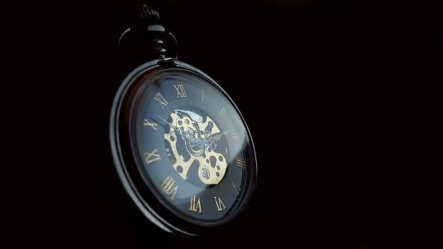 Pocket Watch Clock Time - Free photo on Pixabay (340351)