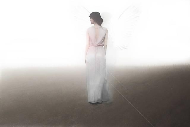 Angel Woman Light - Free photo on Pixabay (341875)