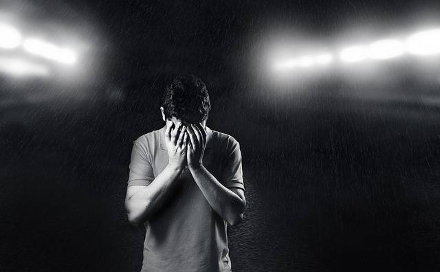Sad Man Depressed - Free photo on Pixabay (342500)