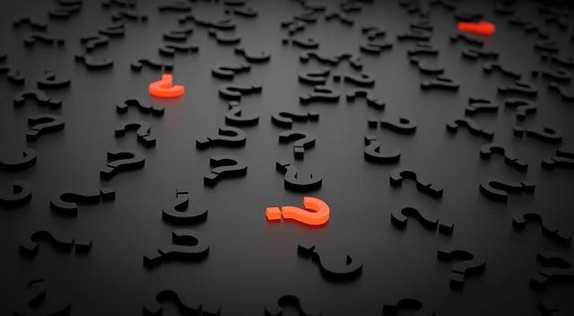 Question Mark Important Sign - Free image on Pixabay (345170)