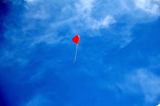 Balloon Heart Love - Free photo on Pixabay (346408)