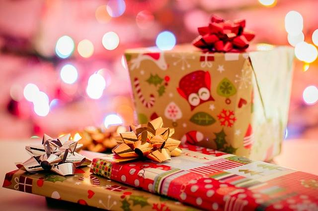 Christmas Gifts Presents - Free photo on Pixabay (347485)