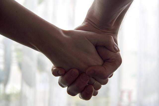 Hands Couple Love - Free photo on Pixabay (353596)