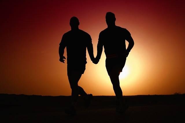 Homosexuality Rainbow Man - Free image on Pixabay (357765)