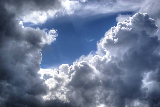 Cloudscape Clouds Weather - Free photo on Pixabay (358175)