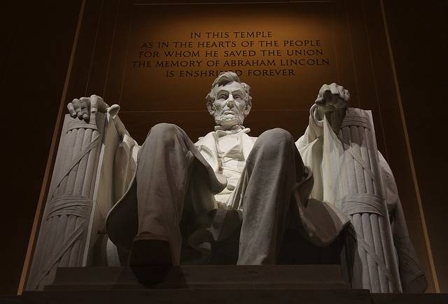 Memorial Lincoln President - Free photo on Pixabay (360155)