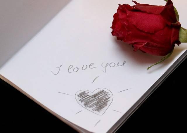 Paper Love Font - Free photo on Pixabay (361460)