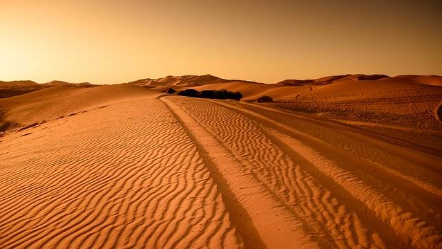 Desert Morocco Sand Dune - Free photo on Pixabay (362249)