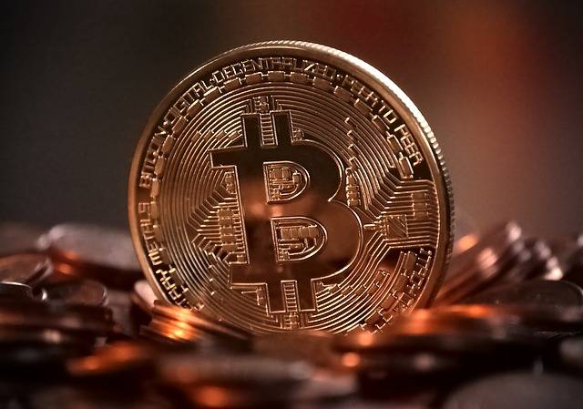 Bitcoin Cryptocurrency Digital - Free photo on Pixabay (362611)