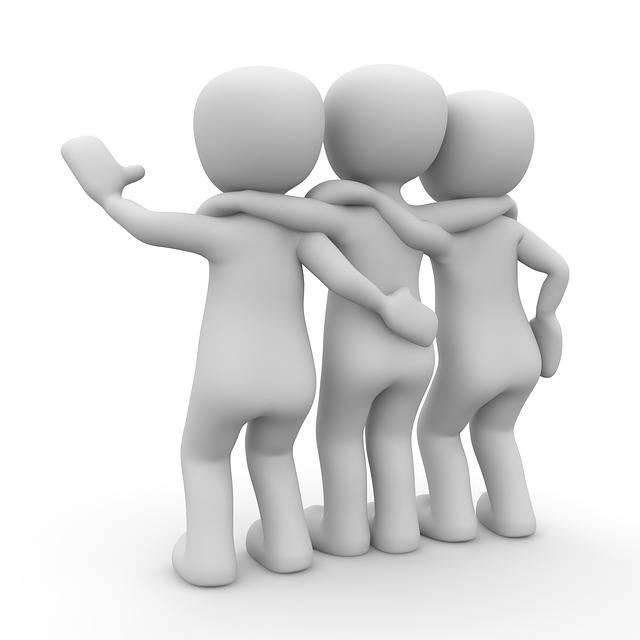 Friends Kameraden Camaraderie - Free image on Pixabay (363809)