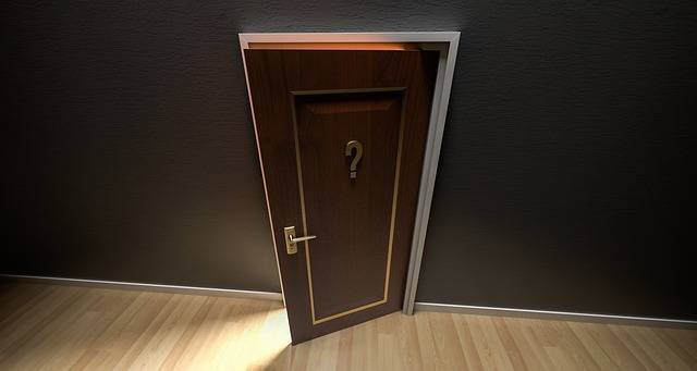 Door Open Doorway - Free image on Pixabay (364546)