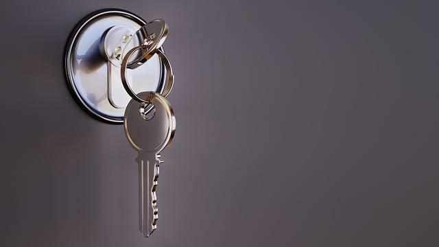 Key Castle Security - Free image on Pixabay (364589)