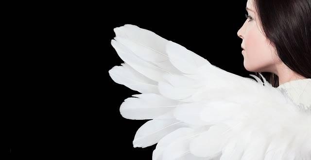 Angel Woman Wing - Free photo on Pixabay (366353)