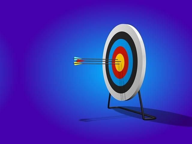 Arrow Target Range - Free image on Pixabay (366760)