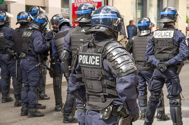 France Police Security - Free photo on Pixabay (372079)
