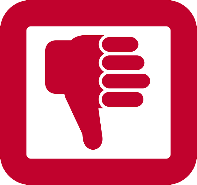 Bad Hand Down - Free vector graphic on Pixabay (373075)