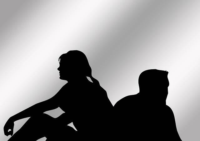 Pair Man Woman - Free image on Pixabay (375028)