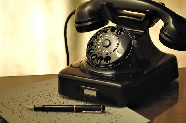 Phone Dial Old - Free photo on Pixabay (375035)