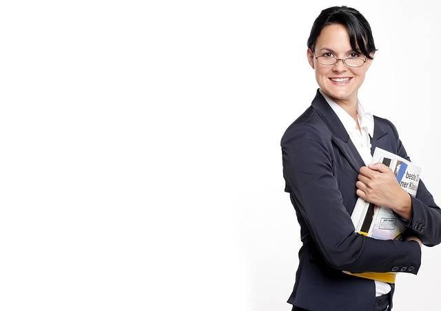 Business Woman Secretary - Free photo on Pixabay (380322)