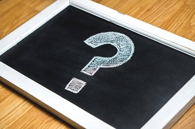 Question Mark Hand Drawn Solution - Free photo on Pixabay (384784)