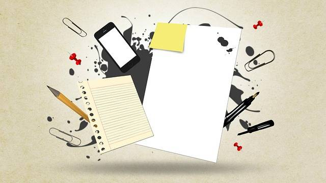 Paper Messy Notes - Free image on Pixabay (385276)