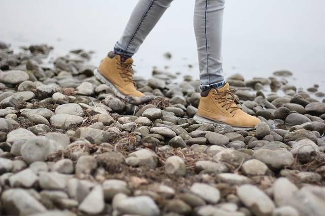 Hiking Walking Shoes - Free photo on Pixabay (388621)