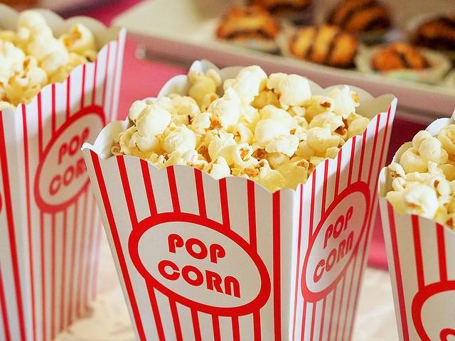 Popcorn Movies Cinema - Free photo on Pixabay (388674)