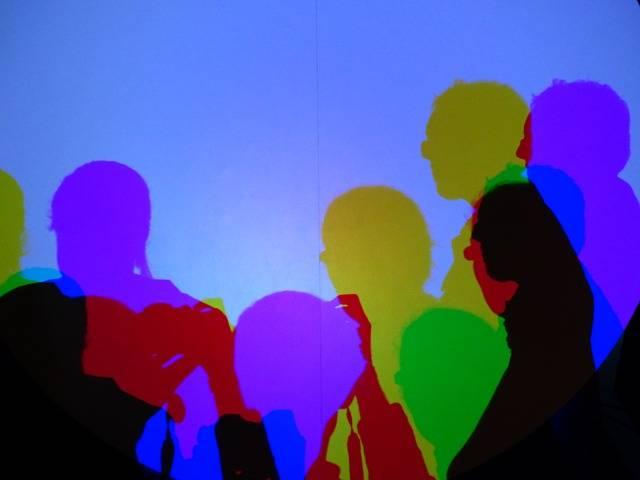 Shadow Play Colorful - Free photo on Pixabay (388709)
