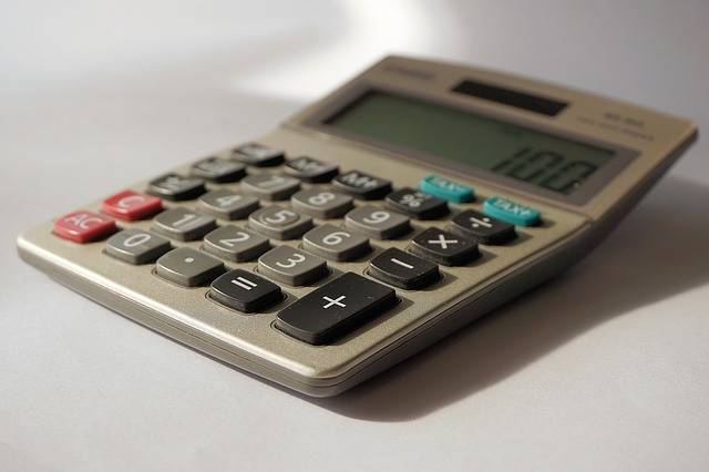 Calculator Count How To Calculate - Free photo on Pixabay (389474)