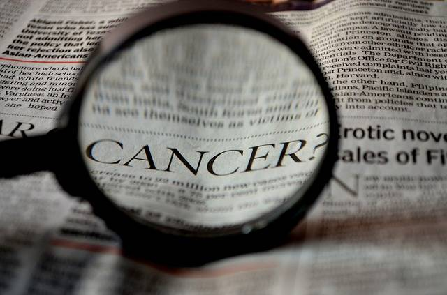 Cancer Newspaper Word - Free photo on Pixabay (389643)