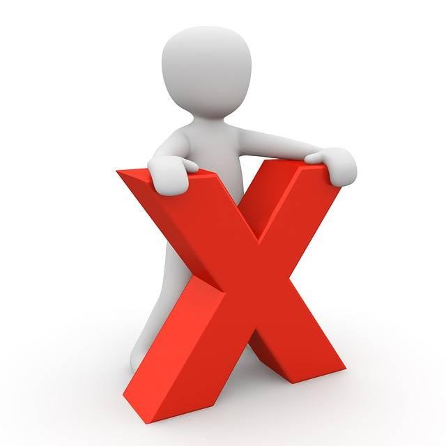 Close Cancel Cross - Free image on Pixabay (391465)