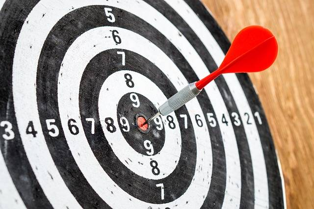 Target Goal Success Dart - Free photo on Pixabay (392818)