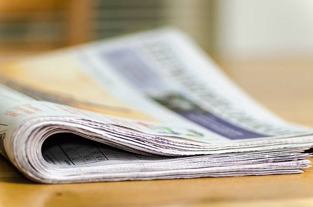 Newspapers Leeuwarder Courant - Free photo on Pixabay (393177)