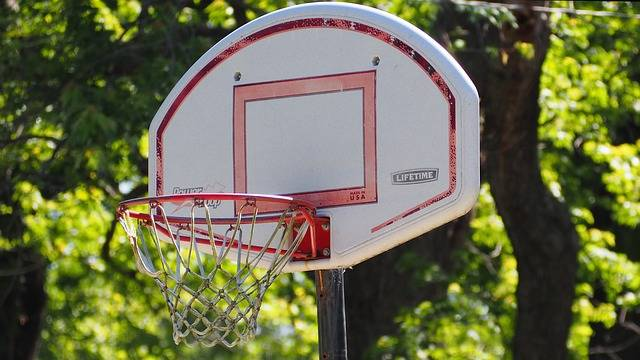 Basketball Hoop Rusted - Free photo on Pixabay (394058)