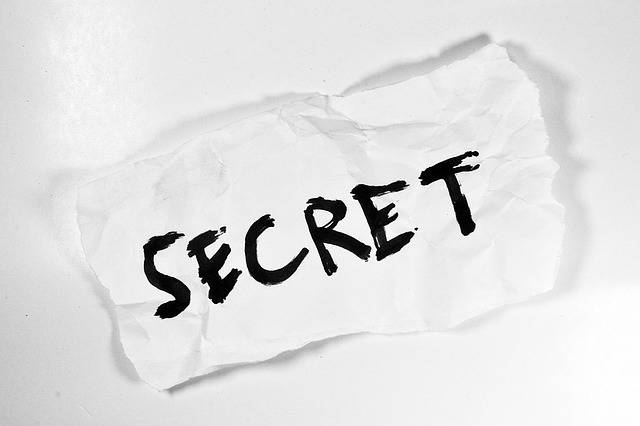 Secret Hidden Message On - Free photo on Pixabay (396988)