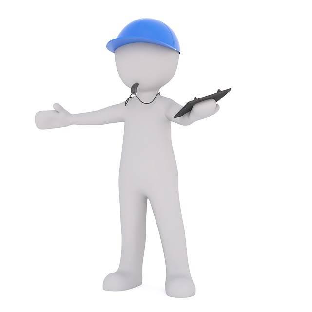White Male 3D Model Isolated - Free photo on Pixabay (397057)