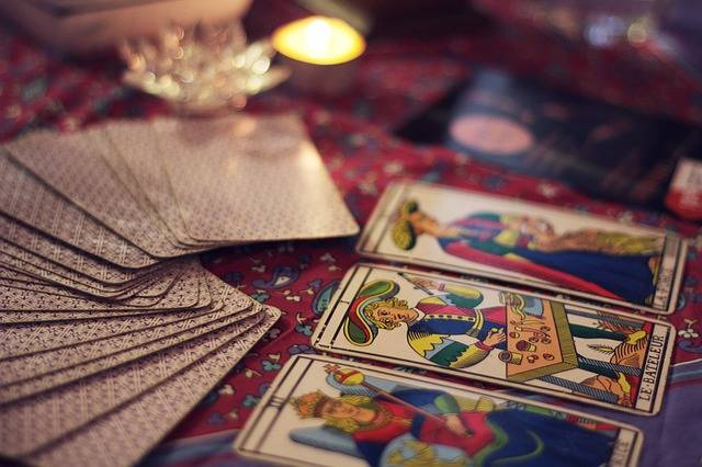 Tarot Cards Fortune - Free photo on Pixabay (400751)