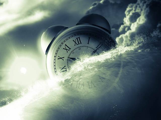 Clock Alarm Time - Free image on Pixabay (403436)