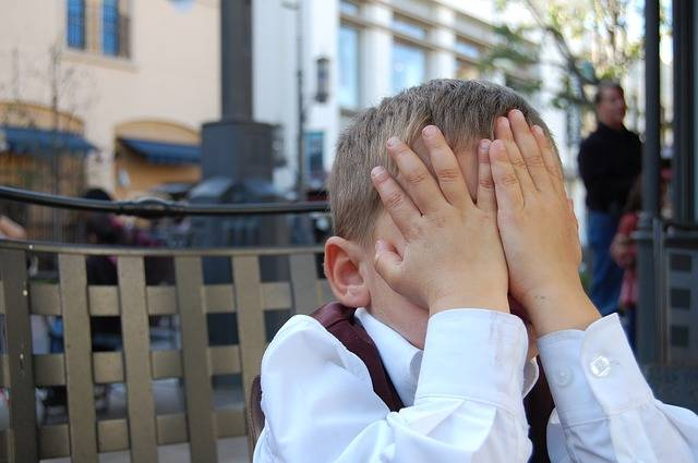 Boy Facepalm Child - Free photo on Pixabay (404441)