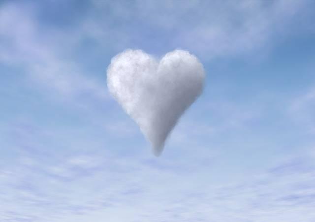 Cloud Sky Heart - Free photo on Pixabay (408252)