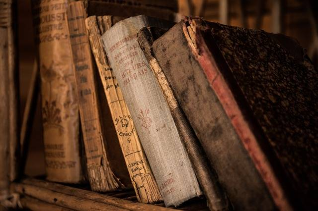 Old Books Book - Free photo on Pixabay (408529)