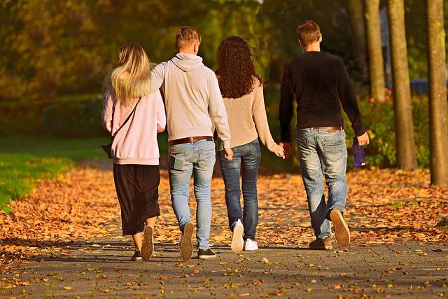 People Friends Couples - Free photo on Pixabay (409775)