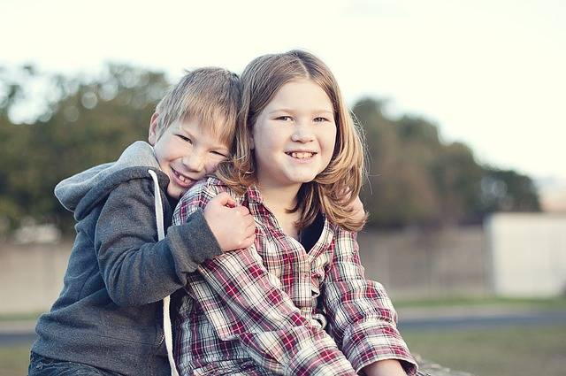 Siblings Children Boy - Free photo on Pixabay (423022)