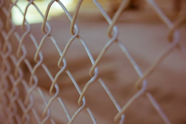 Chain Link Fence Fencing - Free photo on Pixabay (426860)