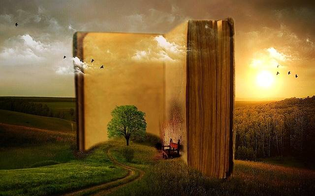 Book Old Clouds - Free image on Pixabay (429495)