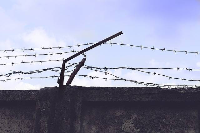 Freedom Will Prison Barbed - Free photo on Pixabay (429969)