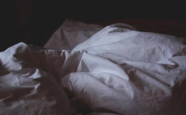 Bed Linen Awake Crumpled - Free photo on Pixabay (431154)