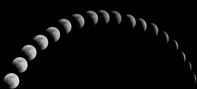 A Total Solar Eclipse The Night - Free photo on Pixabay (434323)