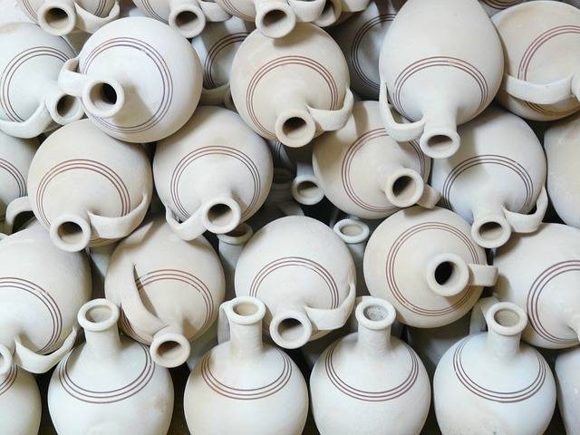 Jugs Pottery Fragile Earthen - Free photo on Pixabay (439606)