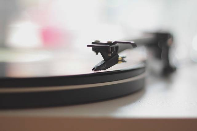 Record Player Disk - Free photo on Pixabay (440866)